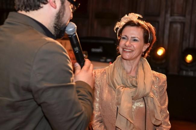 Barbara Wiegisser (und Hüte)