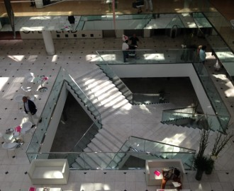 Hallen, Stockwerke,...