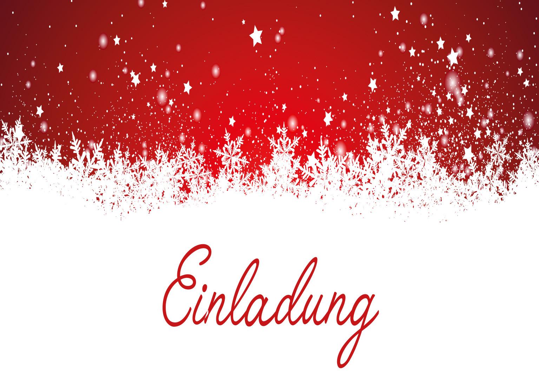 Einladung Für Weihnachtsfeier – biblesuite.co