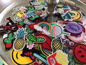 Badges für jeden Geschmack