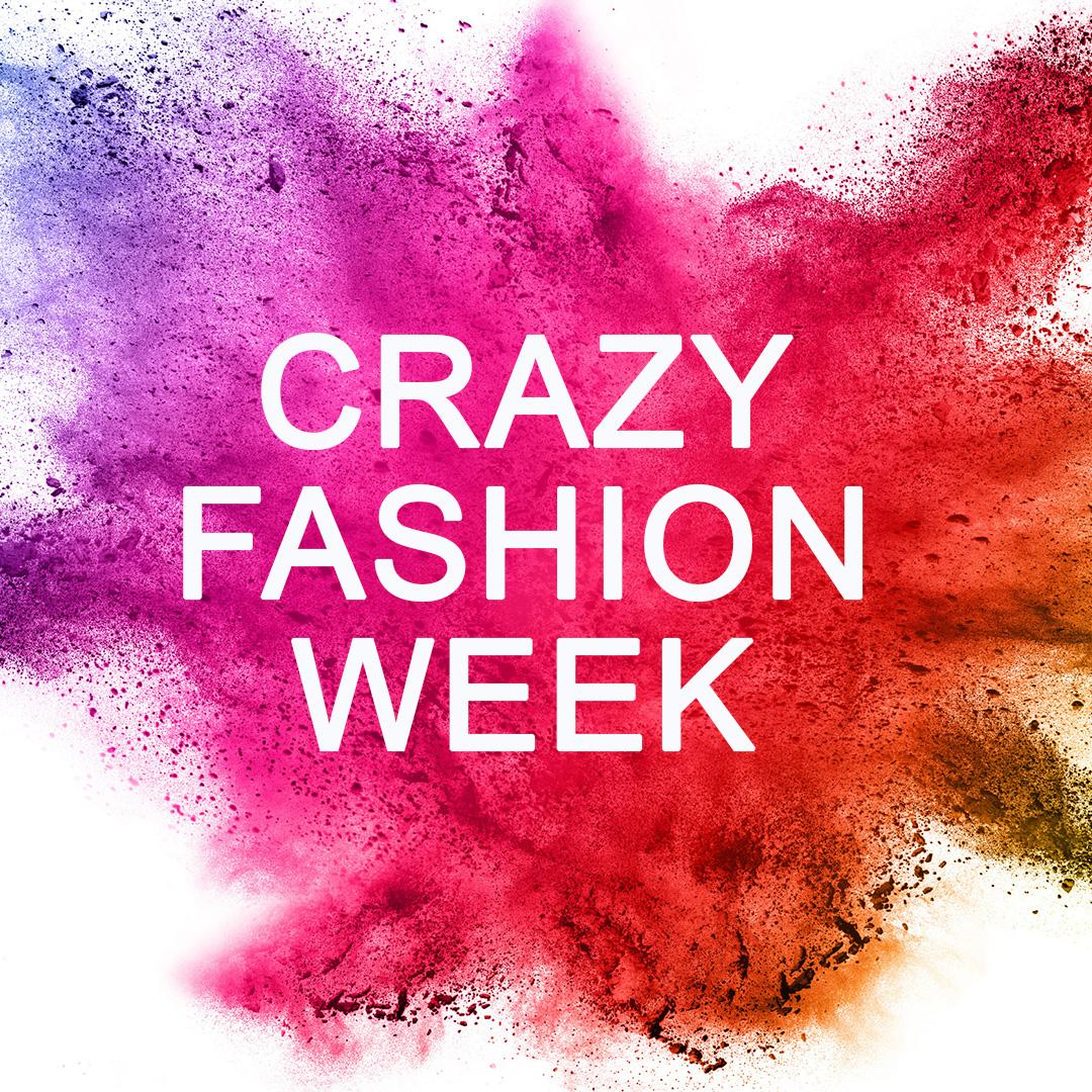 8da6768efe45 Crazy Fashion Week im Modewohnzimmer | Lady2